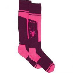Spyder Women's Pesto Sock Raisin