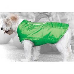Kurgo Loft Jacket Grass Green / Charcoal