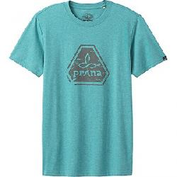 Prana Men's Prana Icon T-Shirt Azurite Heather