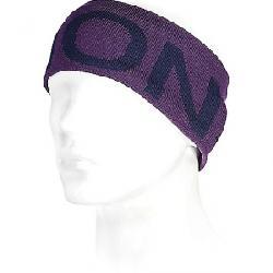 Mons Royale Arcadia Headband Grape / Navy