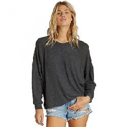 Billabong Women's Head Start Top Off Black