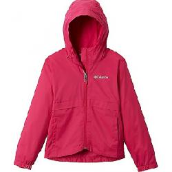 Columbia Girls' Rain-Zilla Jacket Cactus Pink