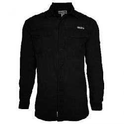 Hook & Tackle Men's Coastline LS Shirt Black