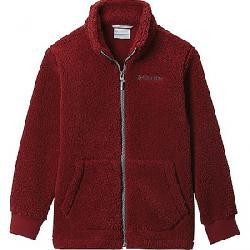 Columbia Toddlers' Boys Rugged Ridge II Sherpa Full Zip Jacket Red Jasper