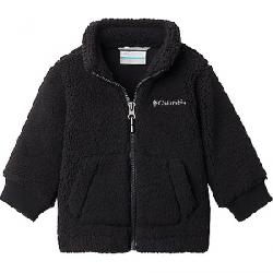Columbia Infant Rugged Ridge II Sherpa Full Zip Jacket Black
