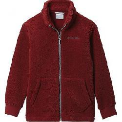 Columbia Infant Rugged Ridge II Sherpa Full Zip Jacket Red Jasper