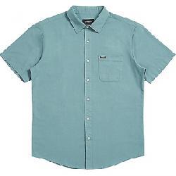 Brixton Men's Charter Oxford SS Shirt Jade