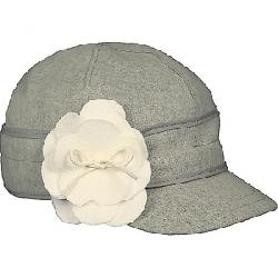 Stormy Kromer Women's Petal Pusher Cap Cloud