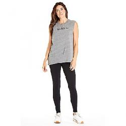 good hYOUman Women's Aguilera Crew Neck Muscle Tank Heather