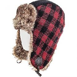 Laundromat Men's Chase Earflap Hat Red