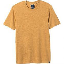 Prana Men's Cardiff T-Shirt Toffee Heather