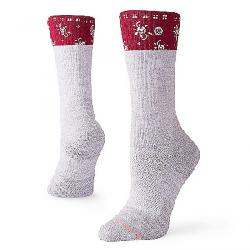 Stance Women's Carbondale Hike Sock Grey Heather