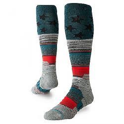 Stance Men's Star Fade Sock Green