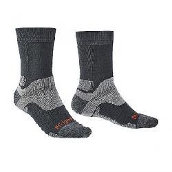Bridgedale Men's Woolfusion Trekker Sock - Cosmetic Blemish Gunmetal