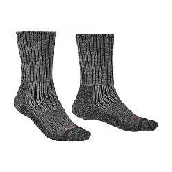 Bridgedale Men's Merinofusion Trekker Sock - Cosmetic Blemish Charcoal