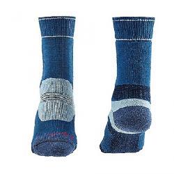 Bridgedale Women's Woolfusion Trekker Sock - Cosmetic Blemish Blue/Sky