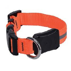 Nite Ize Nite Dawg LED Dog Collar Orange
