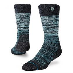 Stance Agate Crew Sock Teal