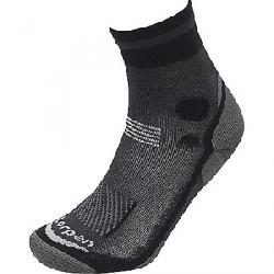 Lorpen T3 Light Hiker Shorty Sock Black