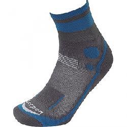 Lorpen T3 Light Hiker Shorty Sock Charcoal