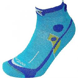 Lorpen Men's T3 Ultra Trail Padded Sock Bright Turquoise