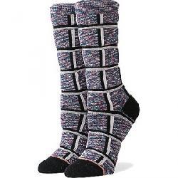 Stance Women's Continuum Sock Black
