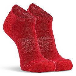 Fox River Fashion Tab Ankle Sock Dark Red