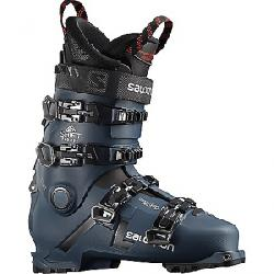 Salomon Men's Shift Pro 100 AT Ski Boot Petrol Blue / Black / Silver