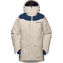 Norrona Women's Tamok Gore-Tex Pro Jacket Pure Cashmere