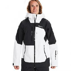 Marmot Men's Smokes Run Jacket White / Black