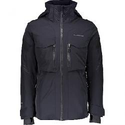 Obermeyer Men's Ultimate Down Hybrid Jacket Black
