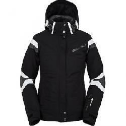 Spyder Women's Poise GTX Jacket Black White