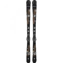 Rossignol Men's Experience 76 CI Ski - Xpress 10 B83 Binding Package Winter 20/21 - Black