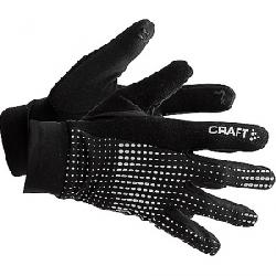 Craft Brilliant 2.0 Thermal Glove Black Solid