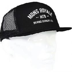 Mons Royale The ACL Trucker Cap Black