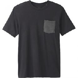 Prana Men's Pocket Tee Black