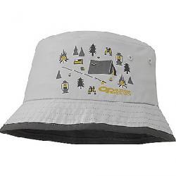 Outdoor Research Kids' Solstice Sun Bucket Hat Pebble