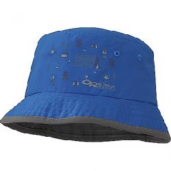 Outdoor Research Kids' Solstice Sun Bucket Hat Admiral