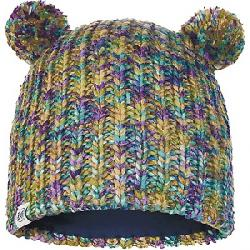 Buff Child's Lera Knit Hat Turquoise