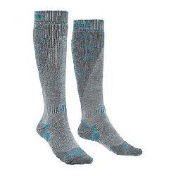 Bridgedale Women's Mountain Sock - Cosmetic Blemish Stone/Grey