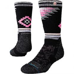 Stance Ruby Valley Crew Sock Black