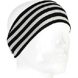 Mons Royale Alice Band Headband Black/Thick Stripe