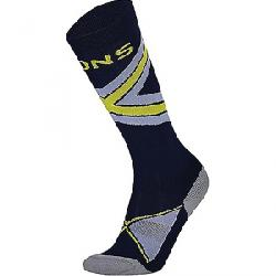 Mons Royale Women's Lift Access Sock Navy / Blue Fog