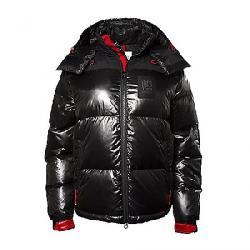 Topo Designs Women's Big Puffer Jacket Black
