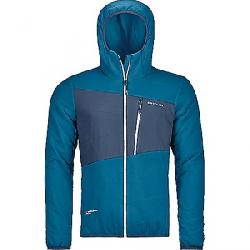 Ortovox Men's Swisswool Zebru Jacket Blue Sea