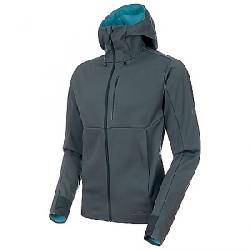 Mammut Men's Ultimate V SO Hooded Jacket Black / Black
