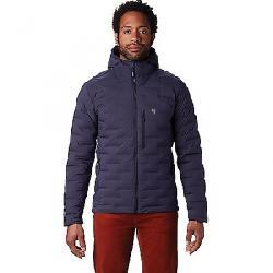 Mountain Hardwear Men's Super/DS Hooded Jacket Dark Zinc