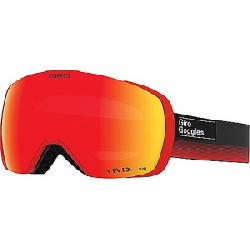 Giro Men's Contact Goggle Black Red Label / Vivid Ember / Vivid Infrared