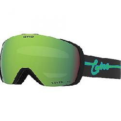 Giro Men's Contact Goggle Blue Neon Lights / Vivid Emerald / Vivid Infrared