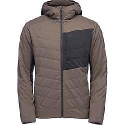 Black Diamond Men's First Light Stretch Hoody Walnut / Black